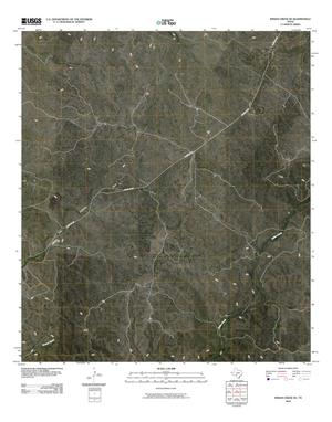 Primary view of object titled 'Indian Creek Northeast Quadrangle'.
