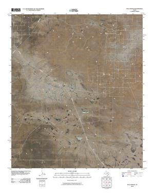 Primary view of object titled 'Kyle Ranch Quadrangle'.