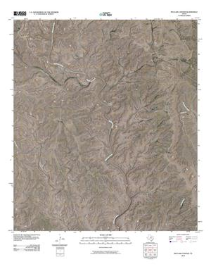Primary view of object titled 'Mcclain Canyon Quadrangle'.