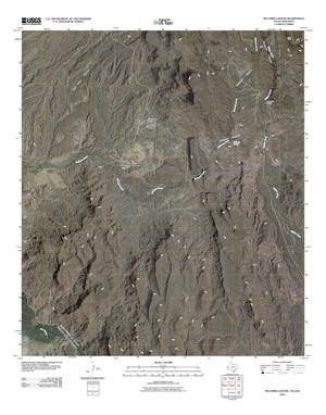 Primary view of object titled 'Mccomb Canyon Quadrangle'.
