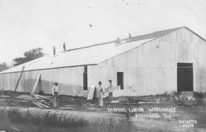 Primary view of object titled '[Farmers Union Warehouse]'.