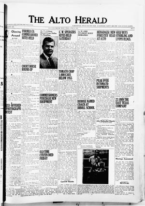 The Alto Herald (Alto, Tex.), No. 2, Ed. 1 Thursday, June 21, 1956