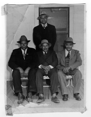 John Logan, Sr. and sons, 1948