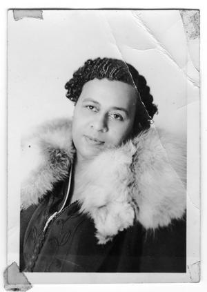 Jennie Lou Logan Poole, 1948
