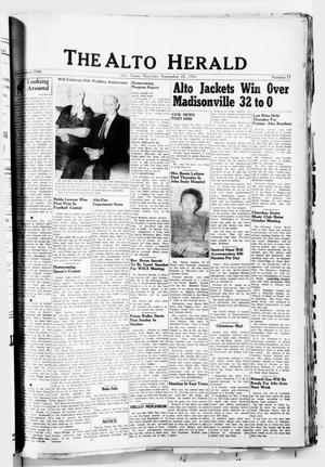 The Alto Herald (Alto, Tex.), No. 17, Ed. 1 Thursday, September 24, 1964
