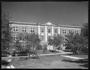Primary view of object titled 'TSCW Austin Hall'.