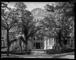 Primary view of object titled '[North Texas State Teachers College administration building]'.