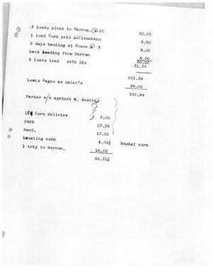 Primary view of object titled '[Transcript of accounts]'.