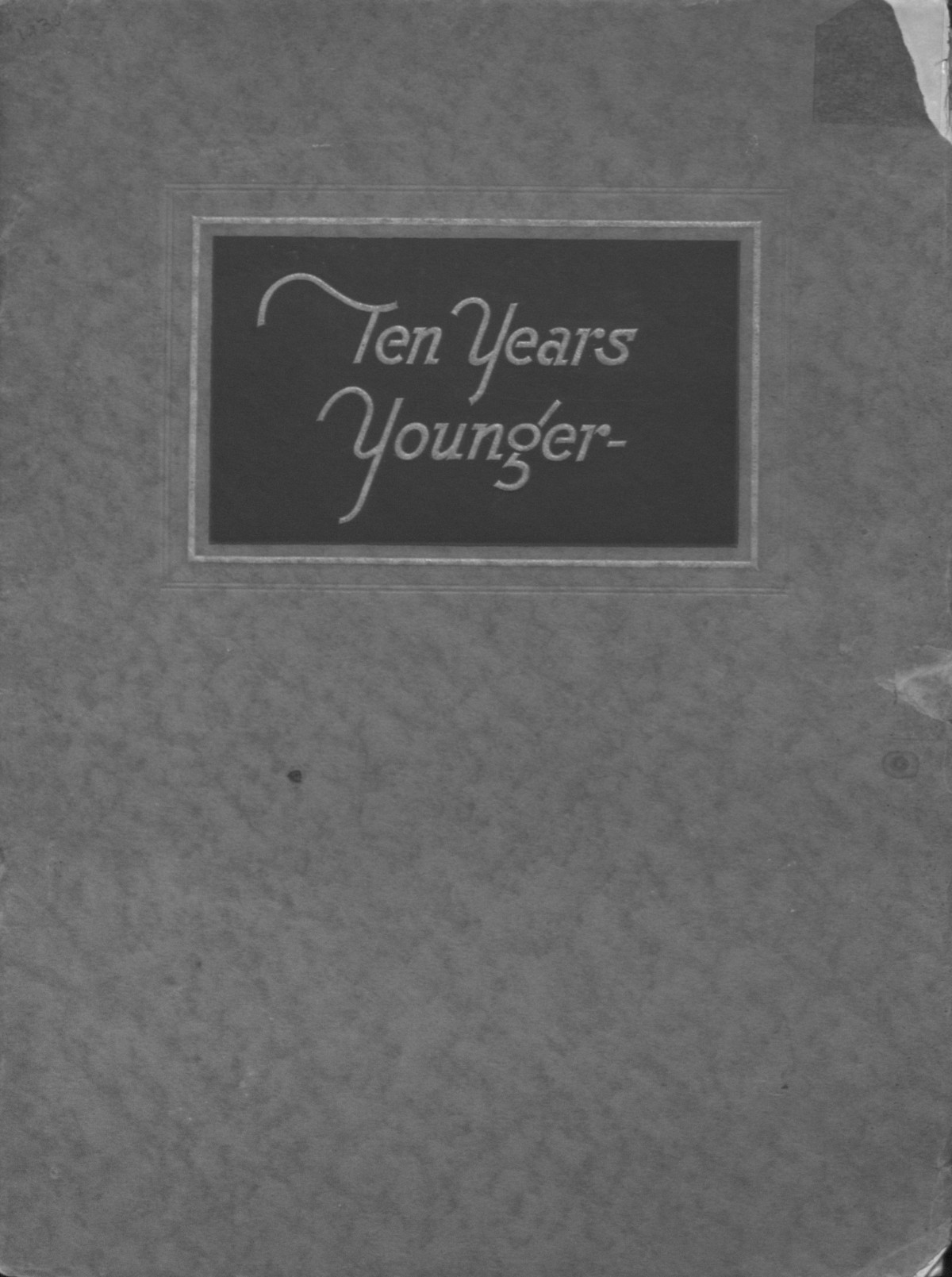 Ten Years Younger                                                                                                      [Sequence #]: 1 of 28