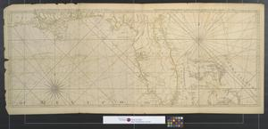 Primary view of The coast of West Florida and Louisiana. : the Peninsula and Gulf of Florida or Channel of Bahama with the Bahama Islands.