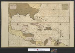 Primary view of Le golfe de Mexique et les isles voisine.