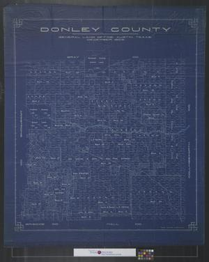 Primary view of object titled 'Donley County [Texas].'.