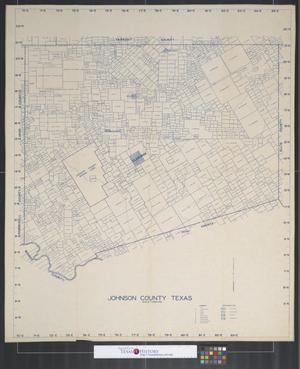 Primary view of object titled 'Johnson County Texas.'.