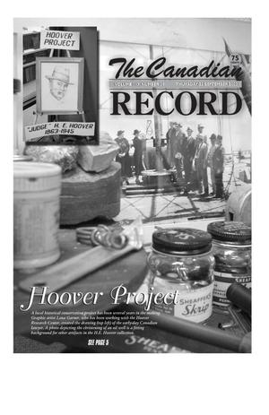 Primary view of object titled 'The Canadian Record (Canadian, Tex.), Vol. 113, No. 39, Ed. 1 Thursday, September 25, 2003'.