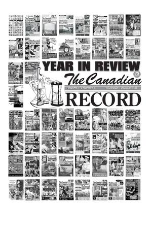 Primary view of object titled 'The Canadian Record (Canadian, Tex.), Vol. 114, No. 1, Ed. 1 Thursday, January 1, 2004'.