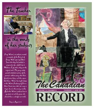 Primary view of object titled 'The Canadian Record (Canadian, Tex.), Vol. 114, No. 25, Ed. 1 Thursday, June 17, 2004'.