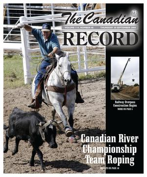 Primary view of object titled 'The Canadian Record (Canadian, Tex.), Vol. 114, No. 40, Ed. 1 Thursday, September 30, 2004'.
