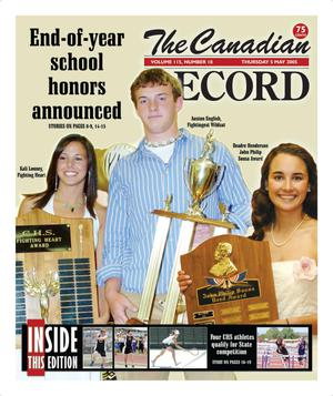 The Canadian Record (Canadian, Tex.), Vol. 115, No. 18, Ed. 1 Thursday, May 5, 2005