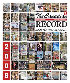 Primary view of object titled 'The Canadian Record (Canadian, Tex.), Vol. 116, No. 1, Ed. 1 Thursday, January 5, 2006'.
