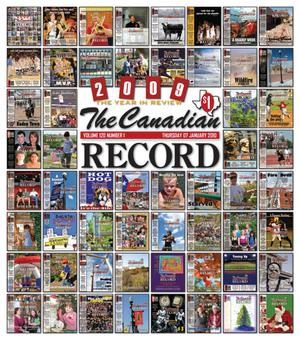 Primary view of object titled 'The Canadian Record (Canadian, Tex.), Vol. 120, No. 1, Ed. 1 Thursday, January 7, 2010'.