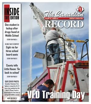 The Canadian Record (Canadian, Tex.), Vol. 120, No. 10, Ed. 1 Thursday, March 11, 2010