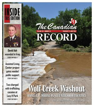 The Canadian Record (Canadian, Tex.), Vol. 120, No. 24, Ed. 1 Thursday, June 17, 2010