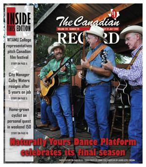 The Canadian Record (Canadian, Tex.), Vol. 120, No. 29, Ed. 1 Thursday, July 22, 2010