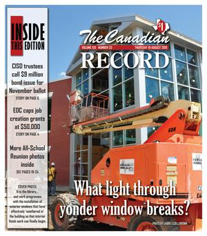 The Canadian Record (Canadian, Tex.), Vol. 120, No. 33, Ed. 1 Thursday, August 19, 2010