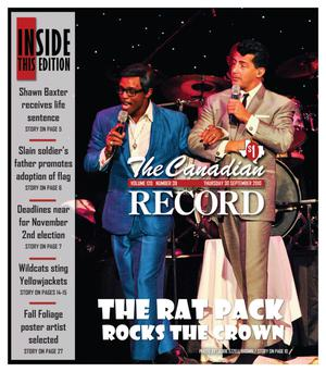 The Canadian Record (Canadian, Tex.), Vol. 120, No. 39, Ed. 1 Thursday, September 30, 2010