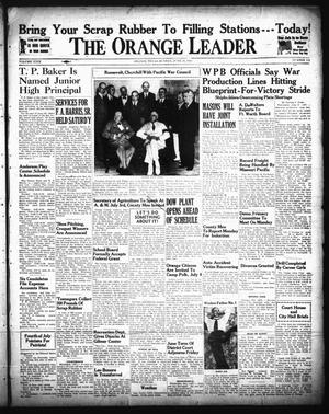 Primary view of object titled 'The Orange Leader (Orange, Tex.), Vol. 29, No. 152, Ed. 1 Sunday, June 28, 1942'.