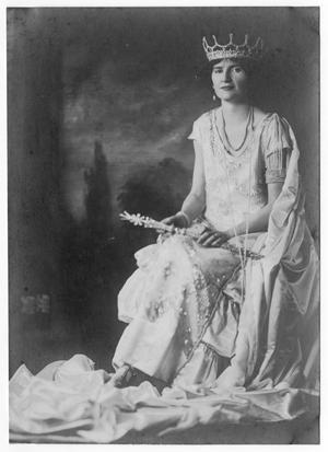[Photograph of Mary Elizabeth Donaldson, 1923]