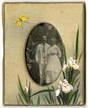 [Photograph of John and Harriet Carr, September 25, 1919]