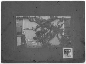 [Photographs of Harriet and Edith Carr]