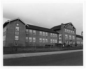 [Photograph of Franklin Elementary School]