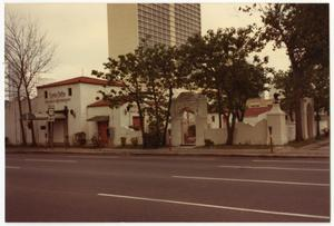 Primary view of object titled '[Santa Anita Restaurant, front view]'.