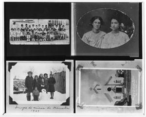 Primary view of object titled '[Various snapshots from the Santos Carrion Collection]'.