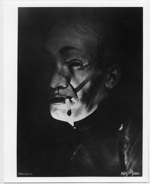 Primary view of object titled '[Photograph of actor Jose Areu]'.