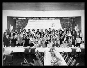 Primary view of object titled 'Class of 1949 Confirmation Dinner'.