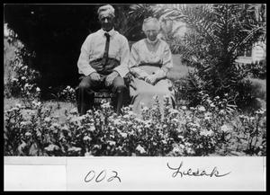 Primary view of object titled 'Neils Christian Jensen and Gunda Marie Jensen'.