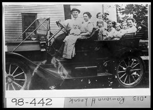Primary view of object titled '1911 Holiday Automobile'.
