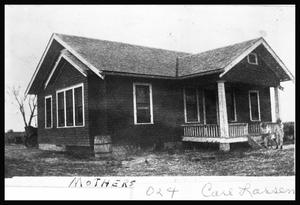 Primary view of object titled 'Lauritz Harton Home'.
