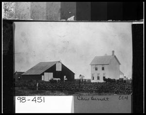 Primary view of object titled 'Hans Berndt Farm'.