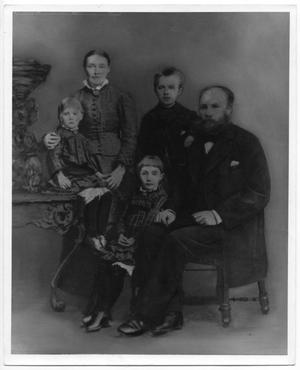 Primary view of object titled 'Frederiksen Family Portrait'.