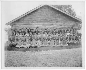Primary view of object titled '[Boy Scouts Field Day in El Campo, Texas]'.
