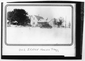 Primary view of object titled '[Niels M. Hansen Home]'.