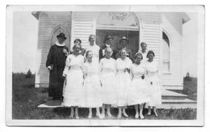 1919 Confirmation Class