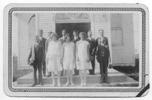 1927 Confirmation