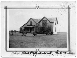 Primary view of object titled 'Sam Brodsgaard Home'.