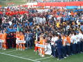 Primary view of [Dallas Cup 2005 opening ceremony]