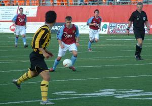 [Soccer match during the Dallas Cup 2005]